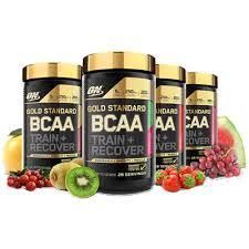 BCAA Train + Sustain 266g (Optimum Nutrition)