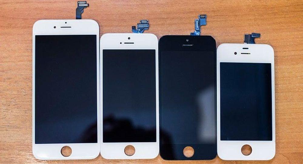 Оригинальные запчасти для iPhone/Samsung/LG/Huawei/Mi/Meizu