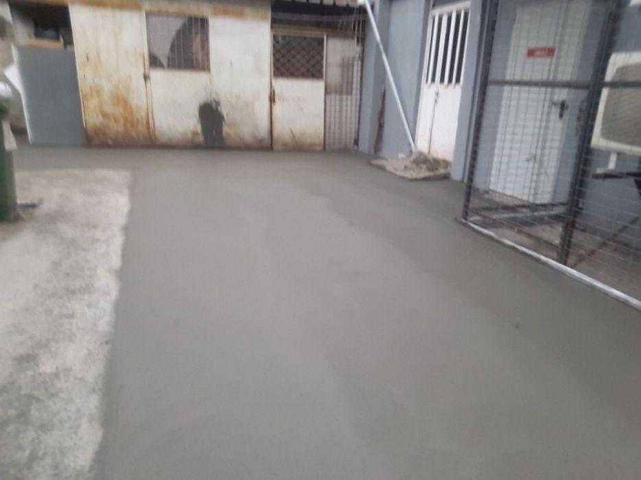 Pardoseli beton elicoperizat, finisat mecanic, rampe antiderapante!!! Ploiesti - imagine 7