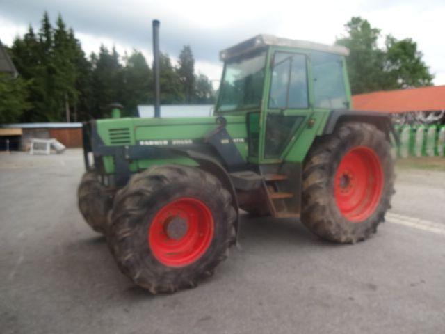 Dezmembrez tractor Fendt