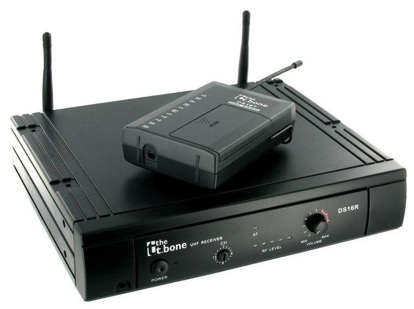 transmitter audio wireless T.Bone