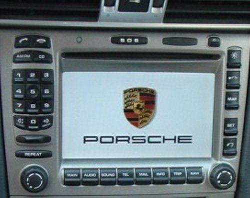 PORSCHE DVD HARTA NAVI 2018 Cayenne Boxter Cayman 911 PCM 2.1 ROMANIA