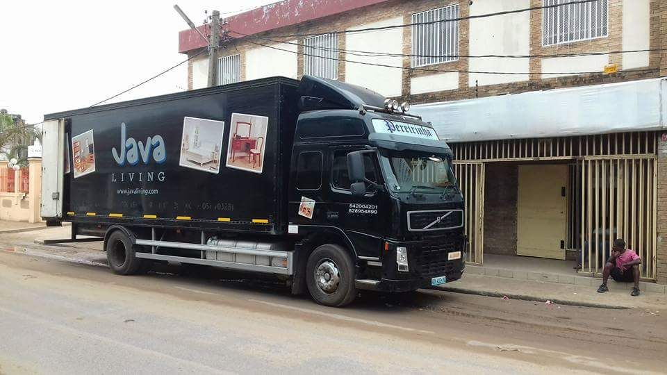 Camião Volvo FM9 30 pés em perfeitas condições