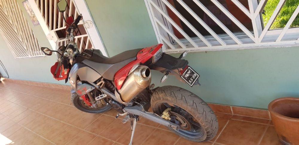Vendo moto BMW 650 GX MOTO