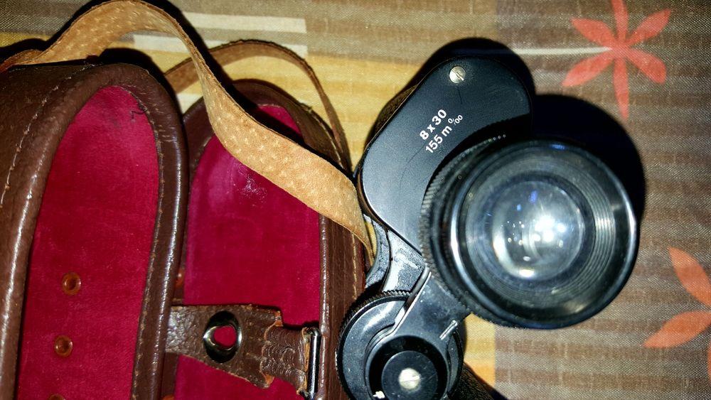 Binoclu LUXOR Made in Germany 8×30