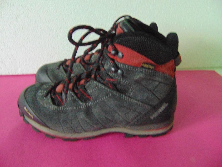 Meindl Gore-tex vibram номер 39 Оригинални туристически обувки