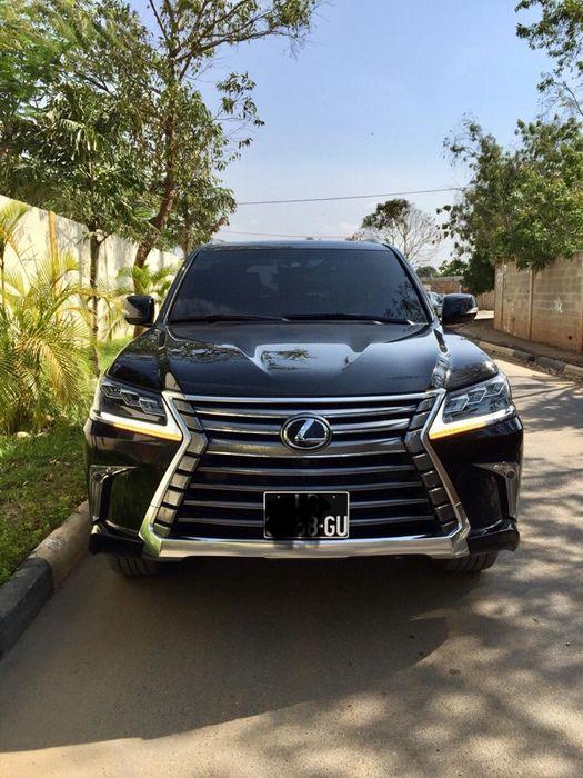Lexus 2018 por apenas 42.000.000 kz