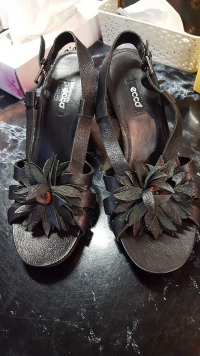 Sandale Ecco dun piele mas 38