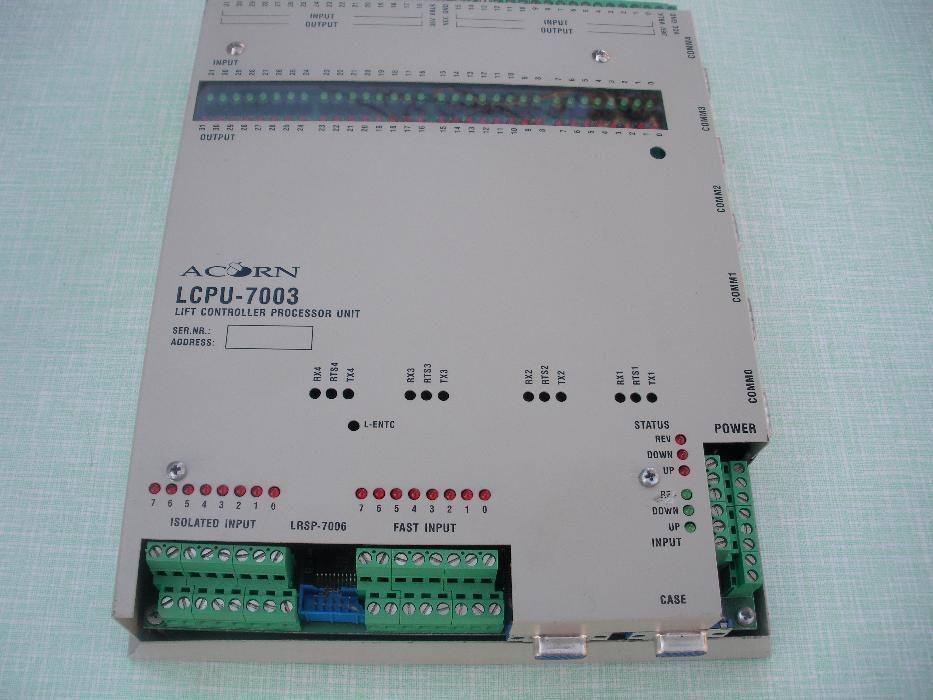 Lift controller processor ACORN LCPU-7003 процесор контролер