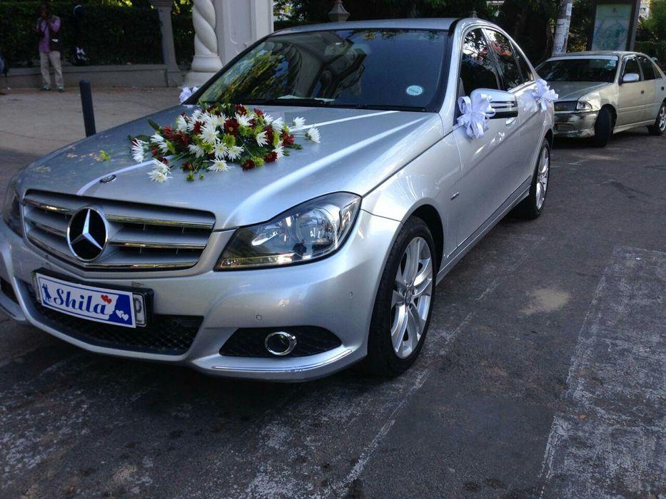 Mercedes C200 em aluguel ja decorado