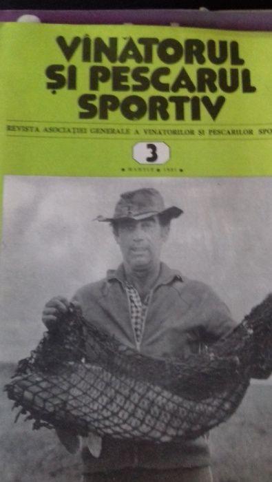 """Revista """"Vanatorul si pescarul sportiv"""""""