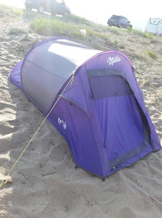 Палатка двуслойна - нова