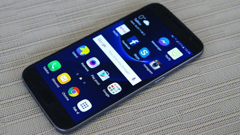 Samsung S7 Duos Black 32GB/novo!
