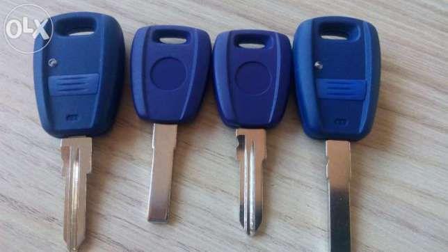 Кутийка за ключ Fiat(Фиат)Punto,Пунто,Doblo,Bravo,Brava,Multipla,Stilo
