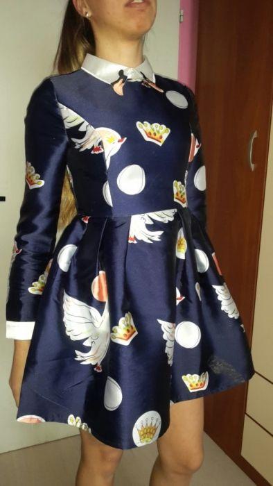 Невероятна рокля S