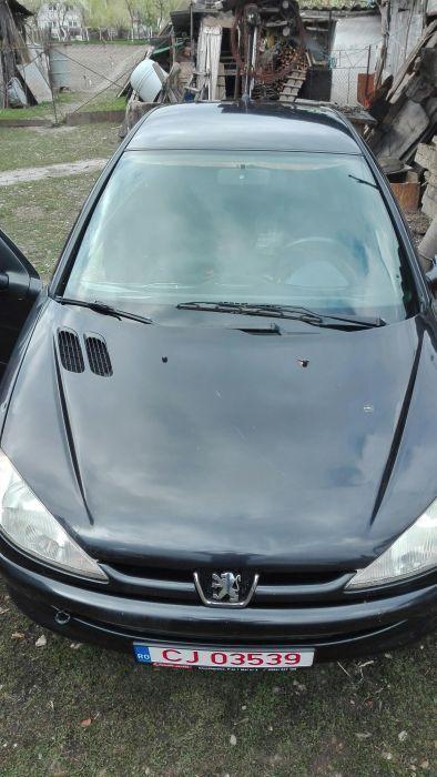 Dezmembrez Peugeot 206 (2A/C) 1,9D 51Kw/69CP tip motor WJZ