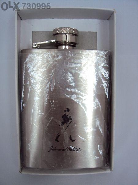 Метално шише , Флашка , Павур - Johnnie Walker