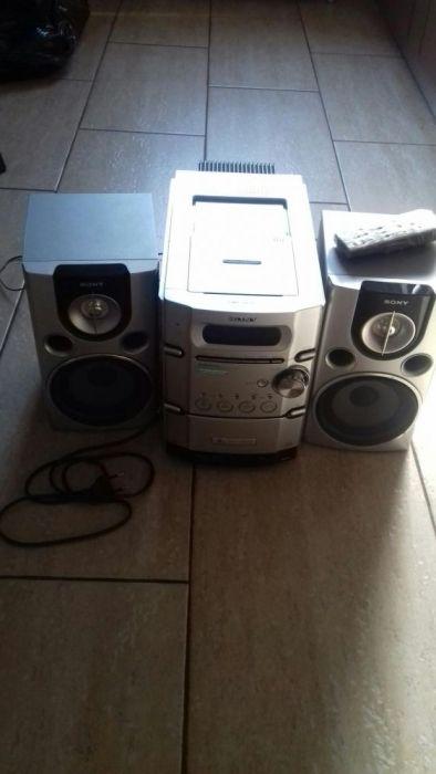 Sistem audio Sony