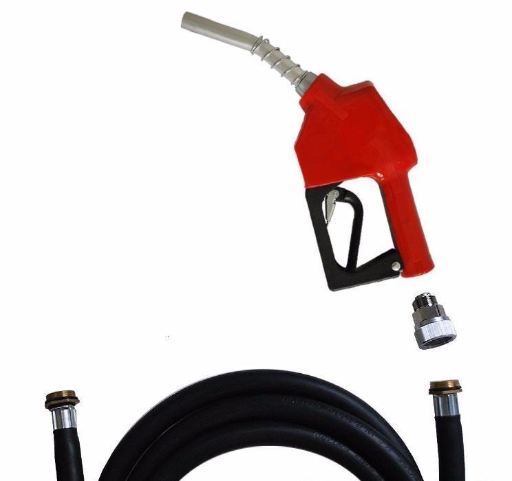 Pompa transfer motorina 60l/min cu contor digital+filtru motorina Timisoara - imagine 2