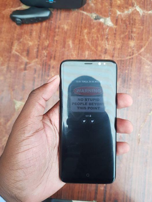 Samsung S8 oferta óculos de realidade virtual para jogos ou filmes
