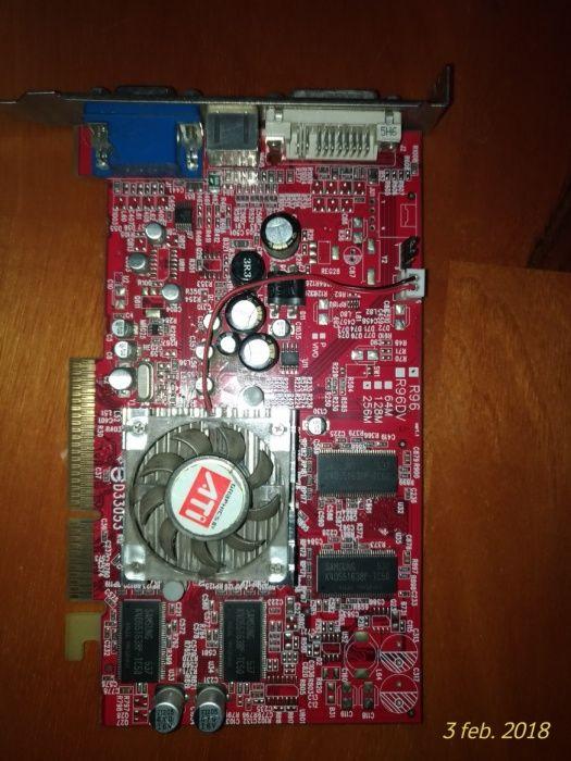 Vand placa video ATI R9550 256MB 128BIT