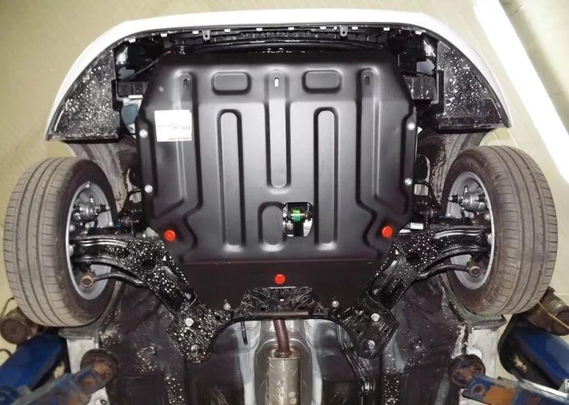 ALFeco защита картера (двигателя) на все авто