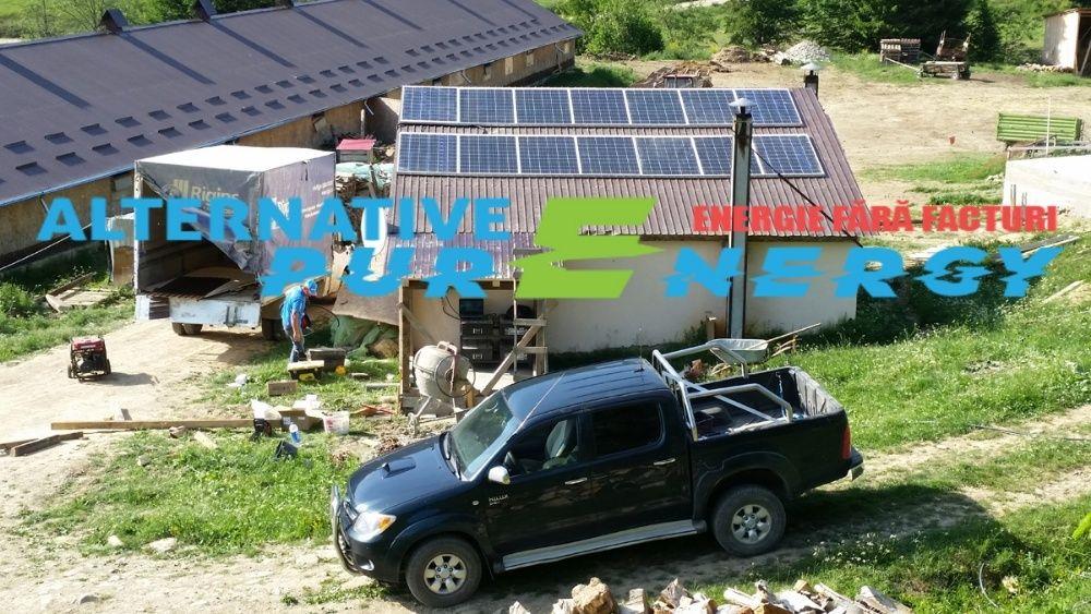 Fotovoltaic INVERTOR Regulator Controlor SOLAR Baterie Gel Energie