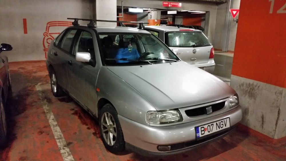 Bare Portbagaj Transversale SEAT Ibiza / Leon / Toledo / Altea