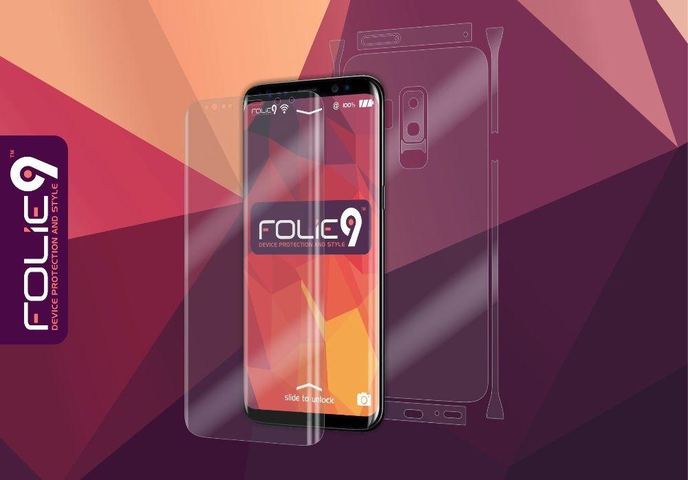 Folie SAMSUNG S9+, PLUS, S9 + Protectie Ecran Spate Clara Mata Silicon