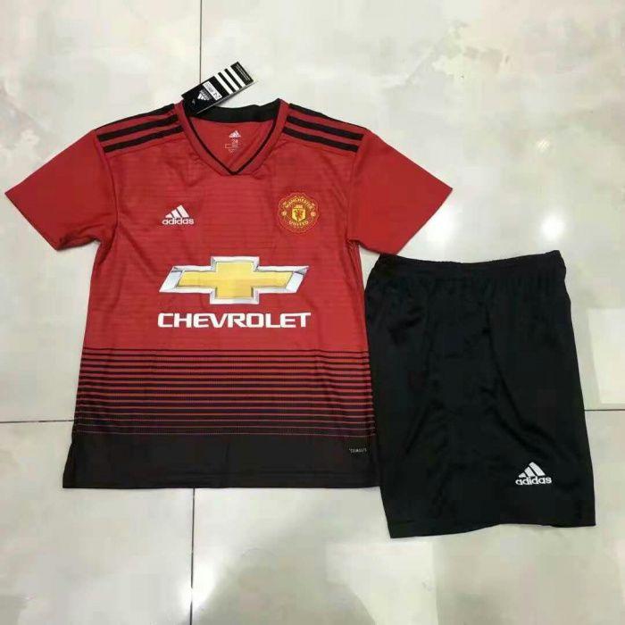 Manchester united para crianças