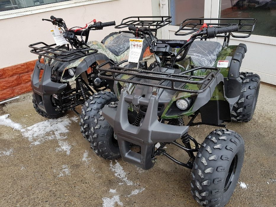 PROMOTIE Atv HUMMER-SPYDER ,2019 ,Robust de Calitate USA ,Fara Permis Alba Iulia - imagine 3