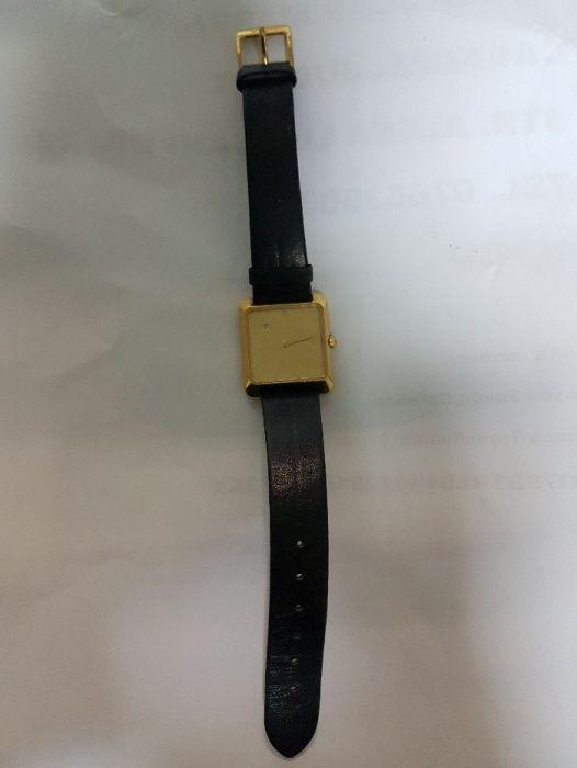Ceas DOXA de dama model DOXA GRAFIC original Swiss made placat cu aur