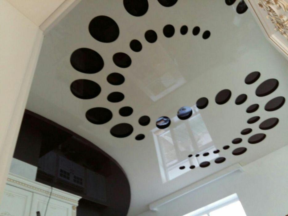 Натяжные потолки 420тг
