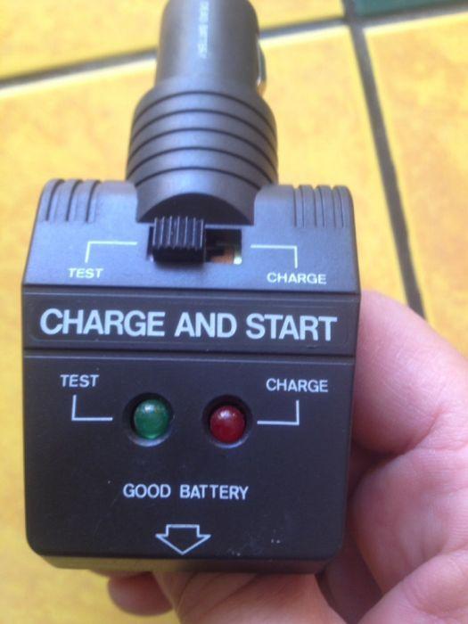 Incarcator baterie auto