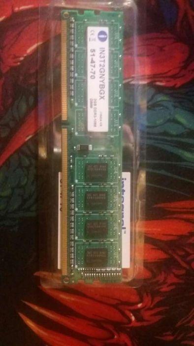 DDR3 Integral 2GB 1066MHz CL7 1.5V, Single rank