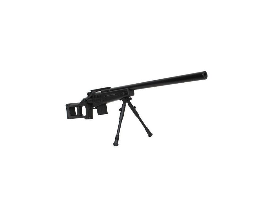 Pusca Airsoft Sniper S.A.S. 08 cu bipod Swiss Arms- 1,9 JOULES