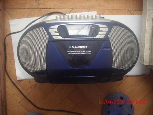 Radiocasetofon BLAUPUNKT B 10 Boombox.