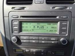 Radio CD / VW Passat b6, Jetta, Golf 5.