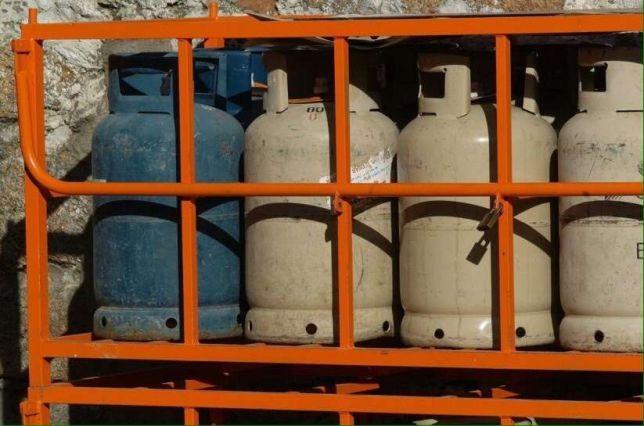 botija de gas 11kg