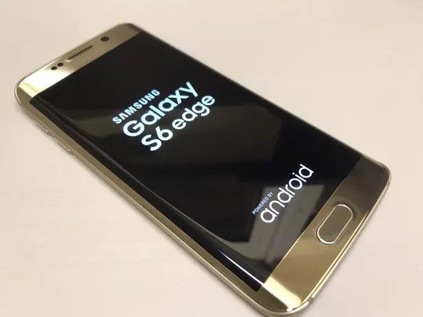 Gold#Samsung Samsung S6 edge!