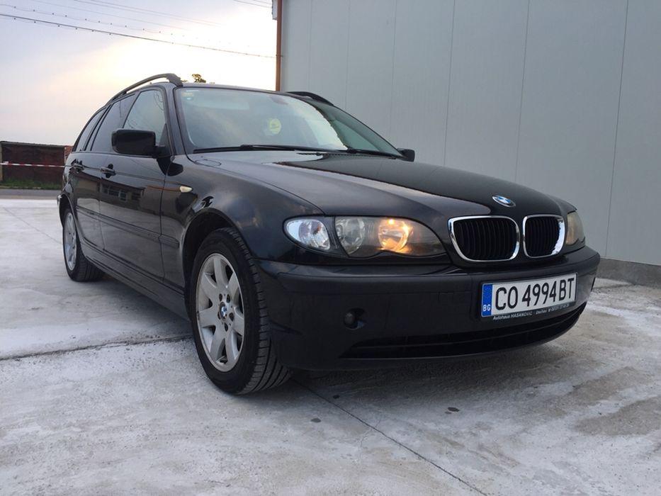 BMW 320D 150к.с. комби , топ с-ние /