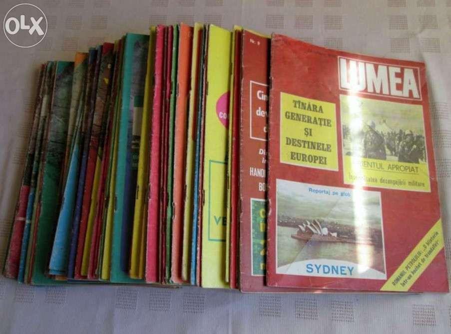 Revista Lumea, revista comunista veche de politica externa