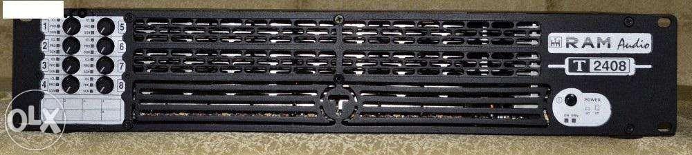 Amplificator RAM AUDIO T2408
