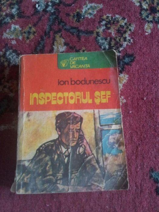 INSPECTORUL SEF..de Ion Bodunescu
