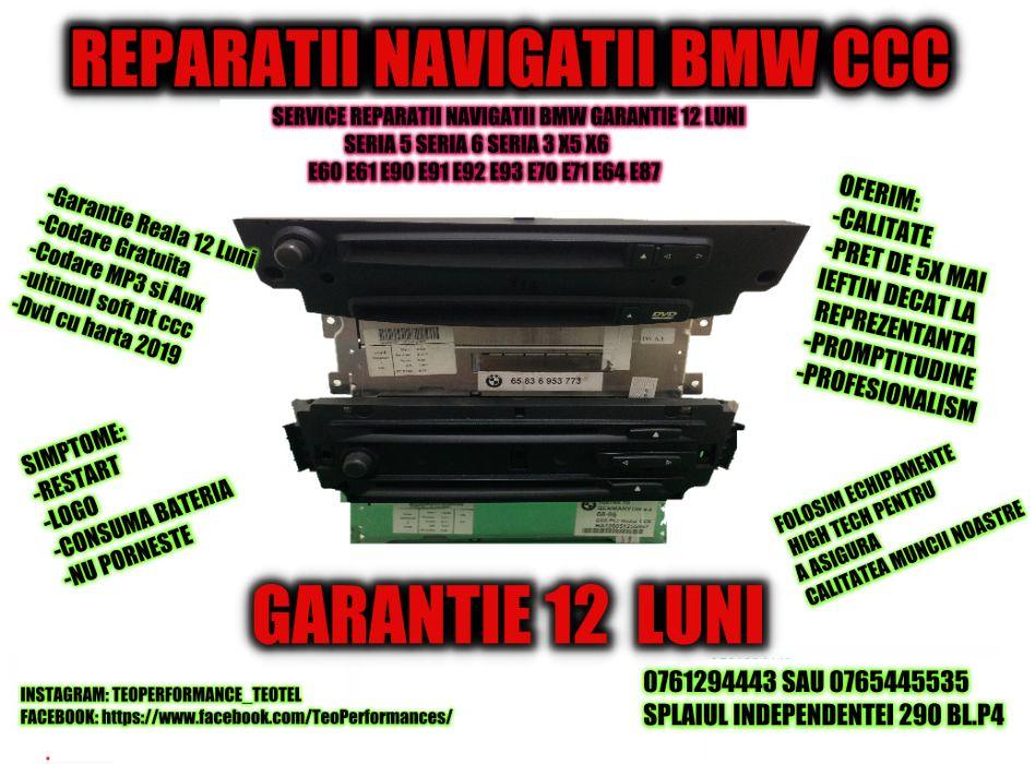 Reparatii CCC BMW: seria 5 seria 6 seria1 seria3 X5 X6 e70 e71