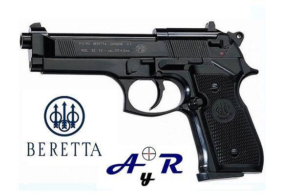 Pistol *FARA PERMIS!!* Bereta Airsoft DIN FIER Manual spring(arc)metal