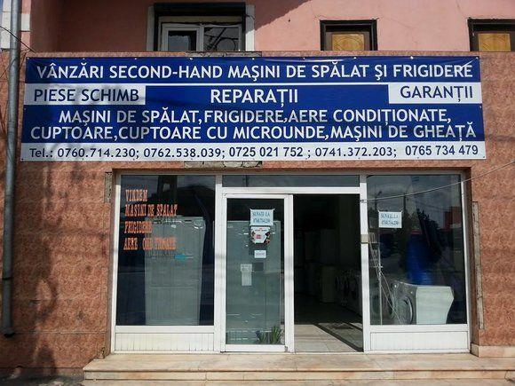 +Reparatii frigidere,combine,masini de spalat la domiciliu sau atelier Craiova - imagine 1