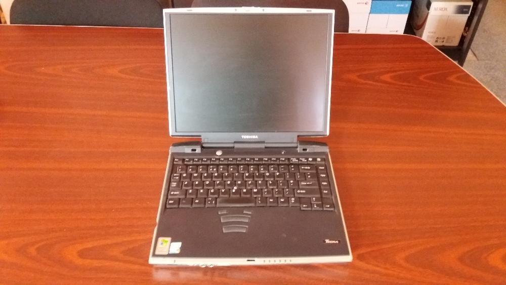 laptop Toshiba Tecra