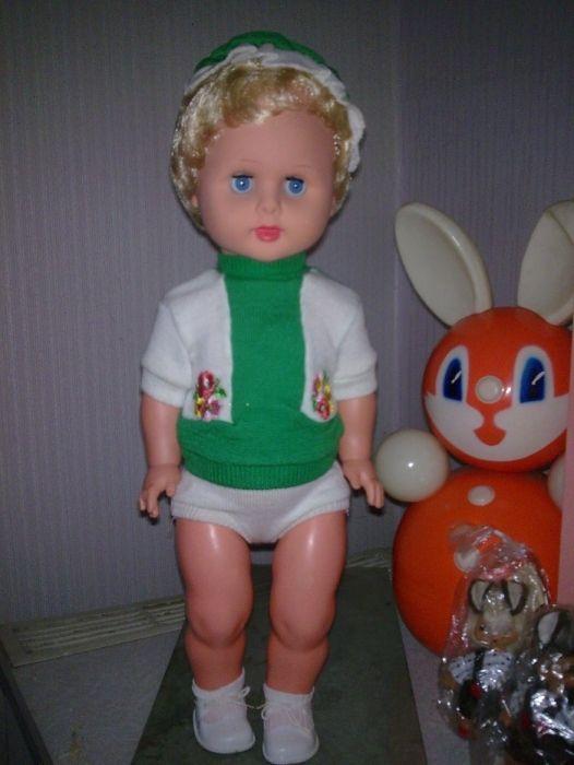 Куклы ГДР новые (80-е года)