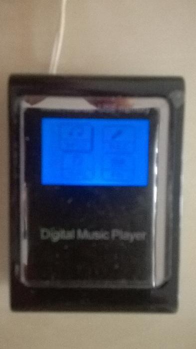 Mp3 player-radio vintige